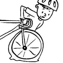 flat-tire-drawing-35